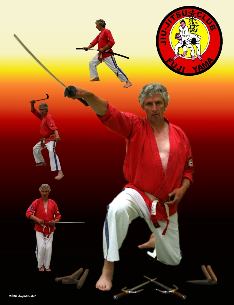 Sensei Johnny De Rijck